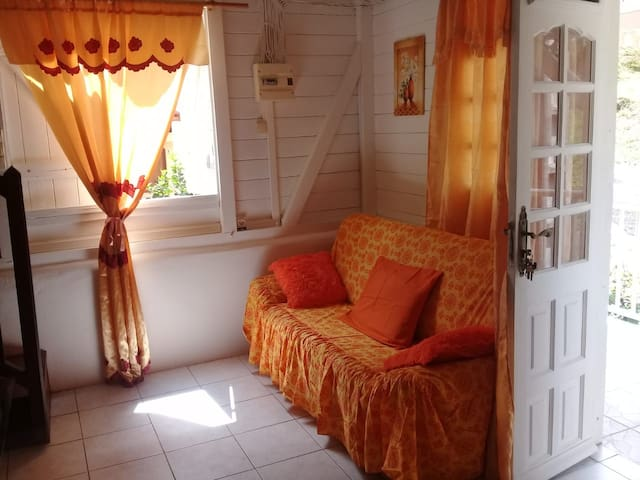 Maison en bois traditionnel