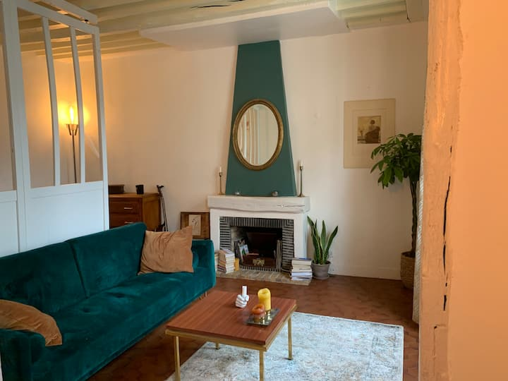 Appartement super cosy Paris 11eme !!!!