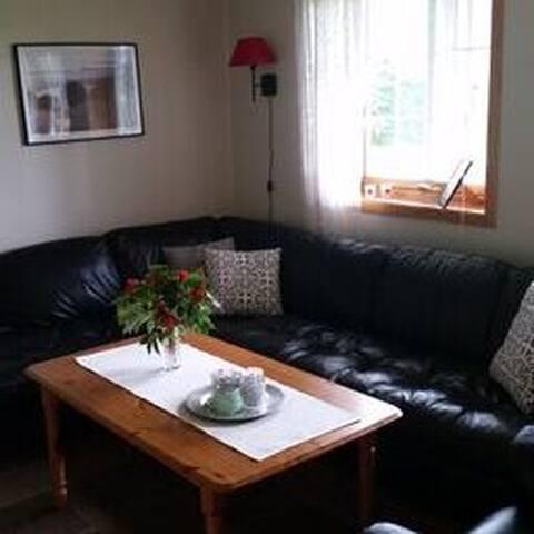 Kjellerleilighet på ca 80 m2 - Ulstein - Apartament