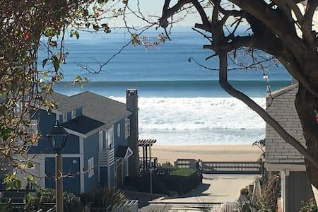 Beach House Steps from the Ocean - Manhattan Beach - Hus