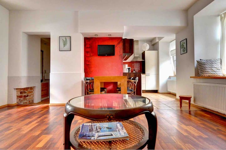 Vilnius Old Town Apartment Gediminas Castle 2 bdr