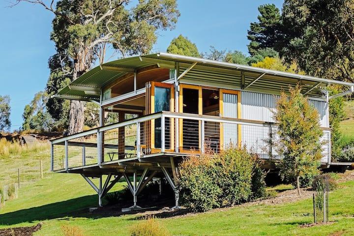 Hobart Hideaway Pods - The Pea Pod