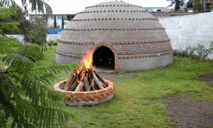 Hospedaje Tlaxcala,Temazcal Ecoturístico Tlalyecac