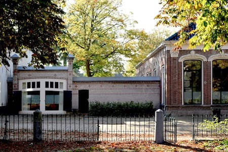 Schitterend Koetshuis in Friesland! - Kollum - Blockhütte