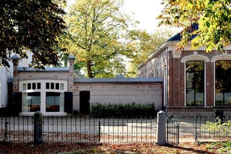 Schitterend Koetshuis in Friesland! - Kollum - Kisház