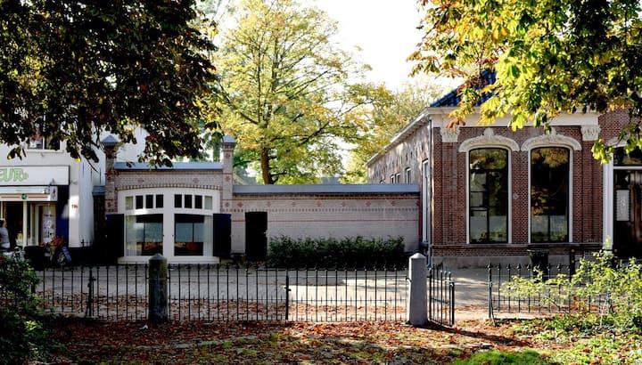 Schitterend Koetshuis in Friesland!