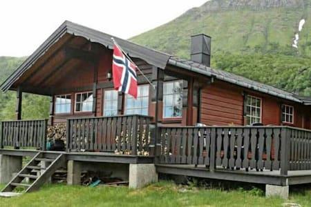 Hytte i Aldersundet, Lurøy - Hytte