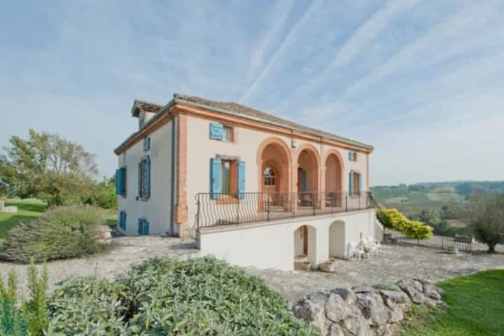 Villa Herran - Stunning villa with pool