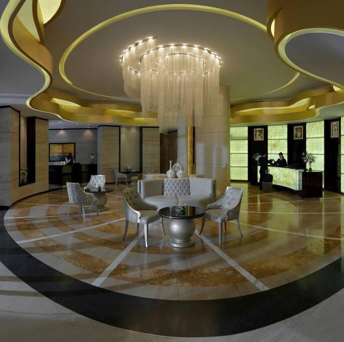 Cour jardine hotel apartments in downtown dubai boutique for House boutique hotel dubai
