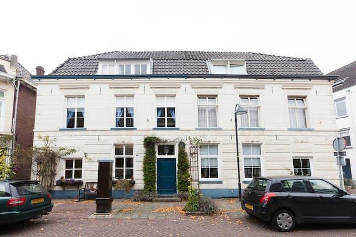 's-Heerenberg B&B De Oudste Poort.