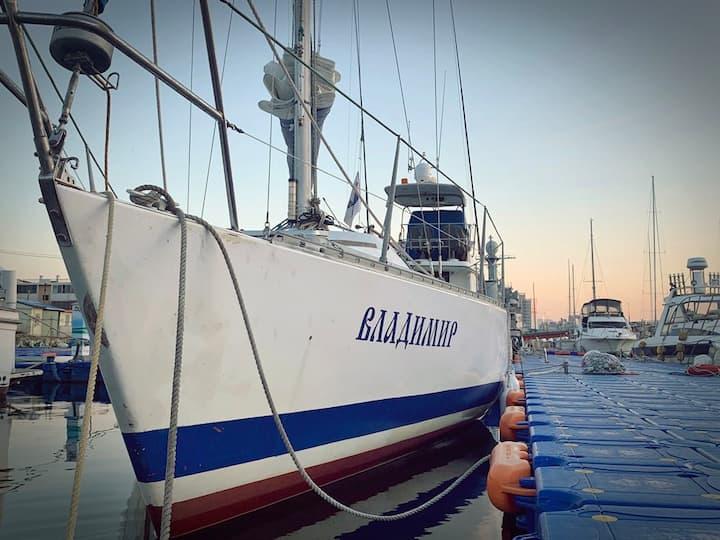 Become a Yachtie in Pohang / 포항에서 요트라이프 체험