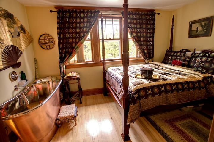 Cobblestone Bed and Breakfast