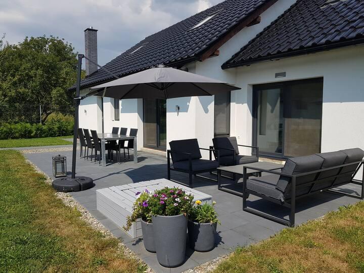 Luxury Scandinavian style house