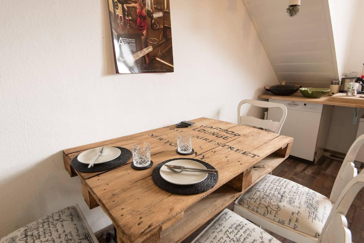 Shabby Chic Designer-Wohnung in der Südstadt - Wohnungen zur Miete ...