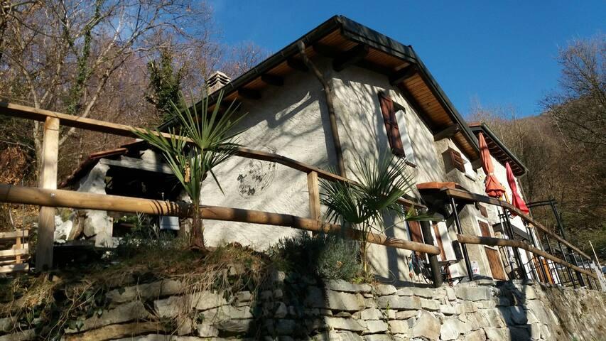 2 Zimmer Ferienhaus /Rustico