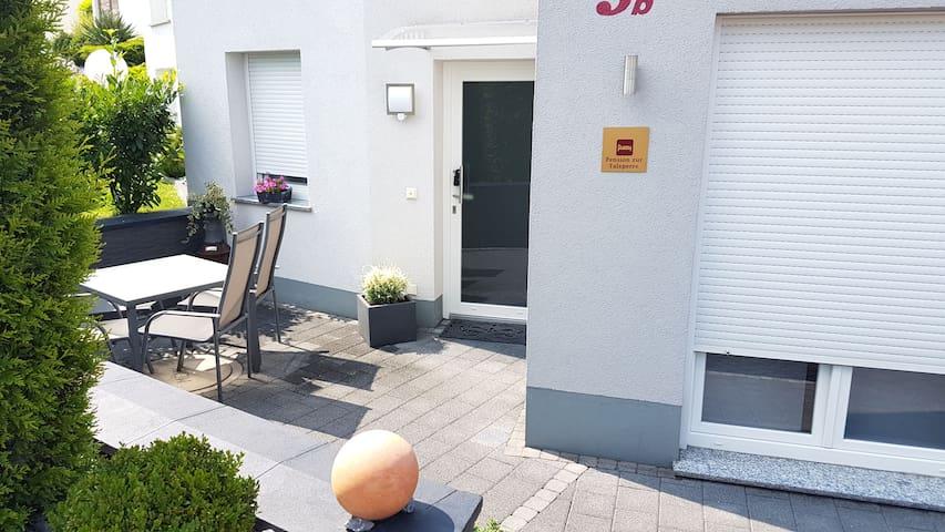 Pension Apartment Buscheid Talsperre