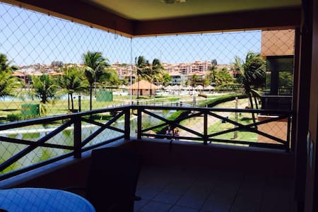 3 room apartment in the best beach resort of Ceará