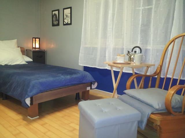 신제주노형원룸 Shin Jeju Nohyeong One Room - Nohyeong-dong, Cheju - Appartement