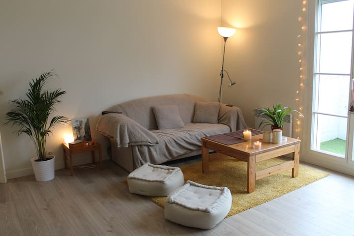 Chambre agréable dans un appartement douillet - Combs-la-Ville - Apartament