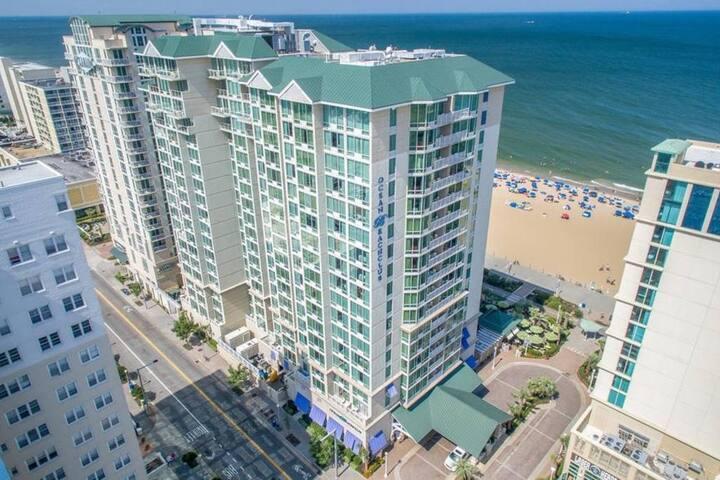 Ocean Beach Club 1 Bedroom Suite Appartamenti Serviti In Affitto A Virginia Beach Virginia
