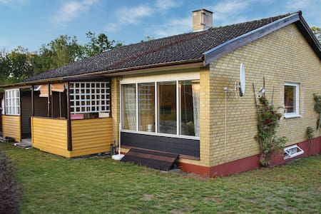 Holiday cottage with 3 bedrooms on 98m² in Hästveda