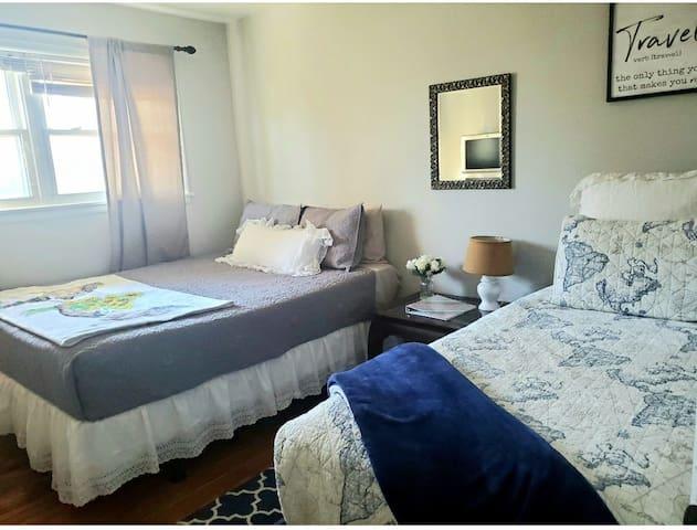 Cozy private room 2