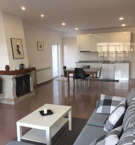 Alojamento T2 no Gerês - Vistas rio e montanha - Braga - Apartment