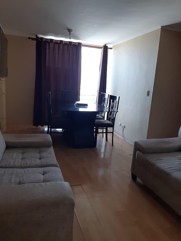 Departamento completo piso 12
