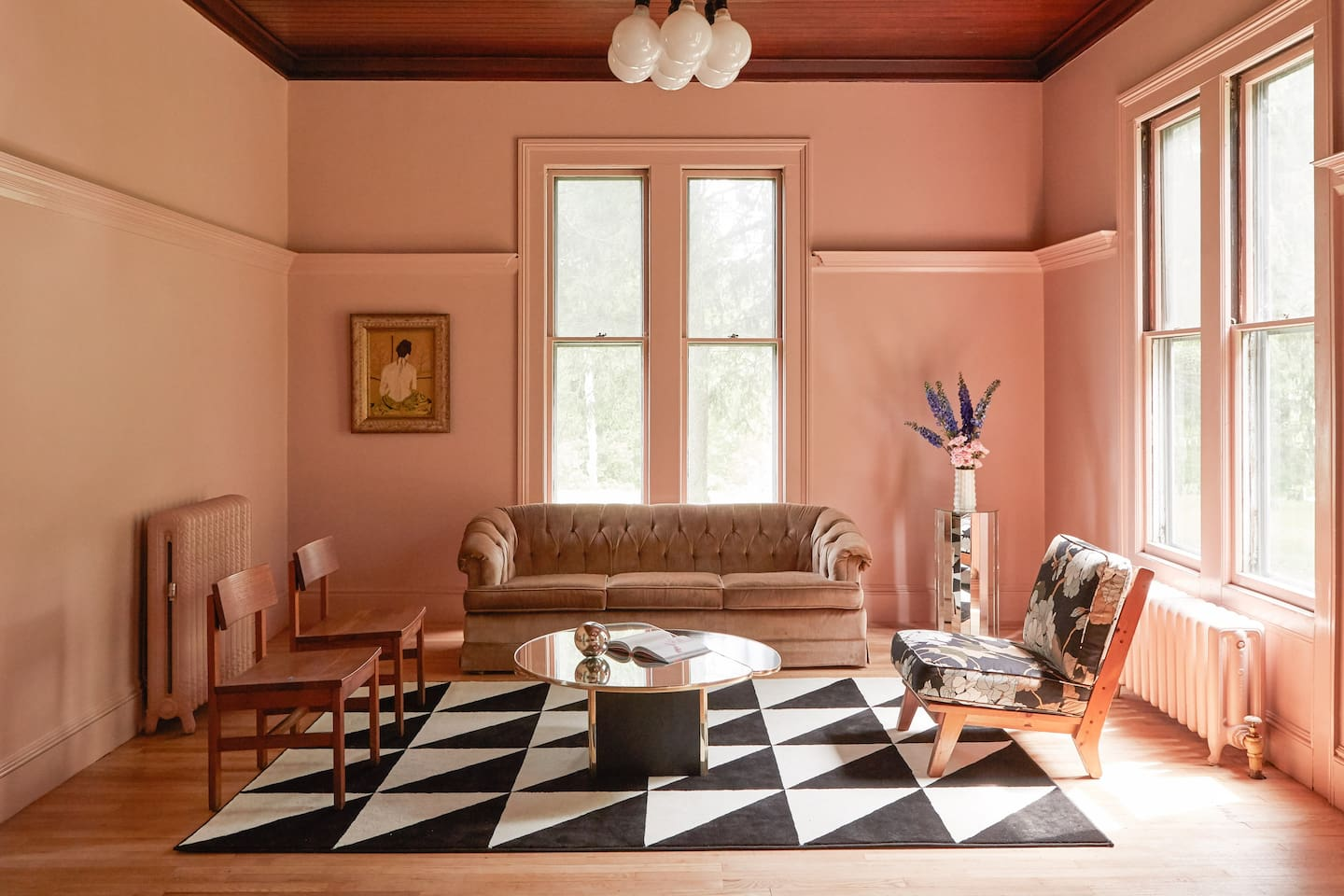 The Filomena: Historical charm + modern design - Houses for Rent in ...