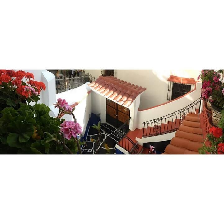 La Casa de Rosa/Un min a pie del Zócalo de Taxco