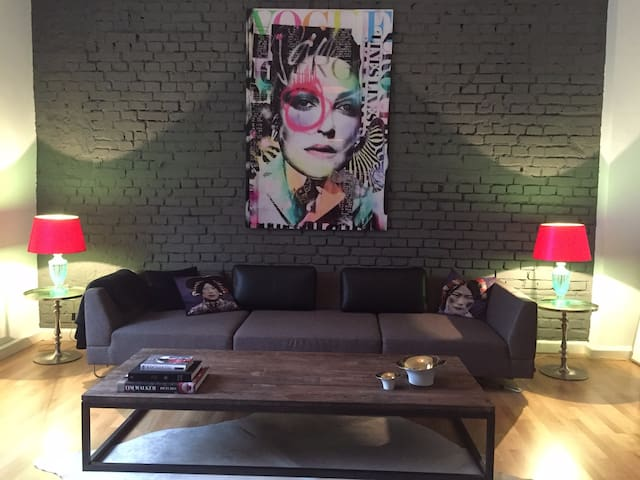 STYLE Apartment - Nuernberg/Fuerth / Messe Fair
