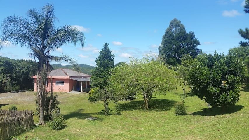 Casa, Jardim e Horta