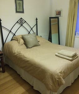 Comfy double room @ The Bungalow - Wallingford