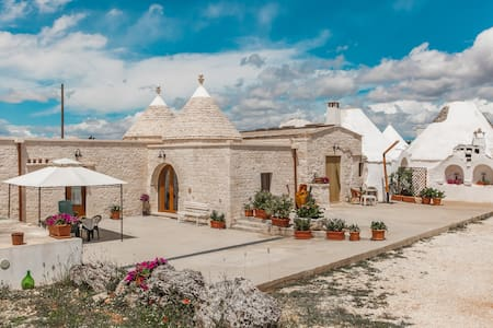 Trulli in Farm Masseria full option - Martina Franca - Villa