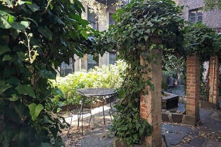Garden Studio @ Bleecker & West 11th!