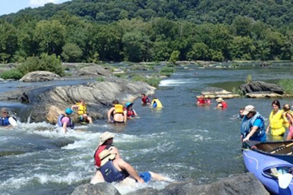 Shenandoah River Rafting & Tubing
