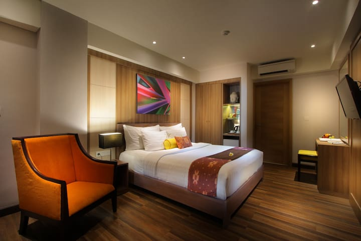 Kirana Pool Access Room - Kuta Utara - Bed & Breakfast