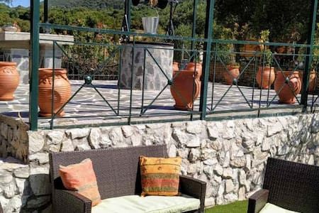 Eucharis Cottage - Traditional Ionian Cottage
