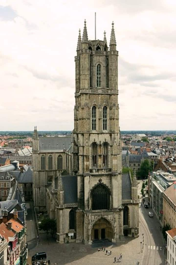 The St Bavo Cathedral