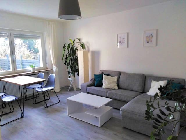 Close to city & beach: new modern Appartement