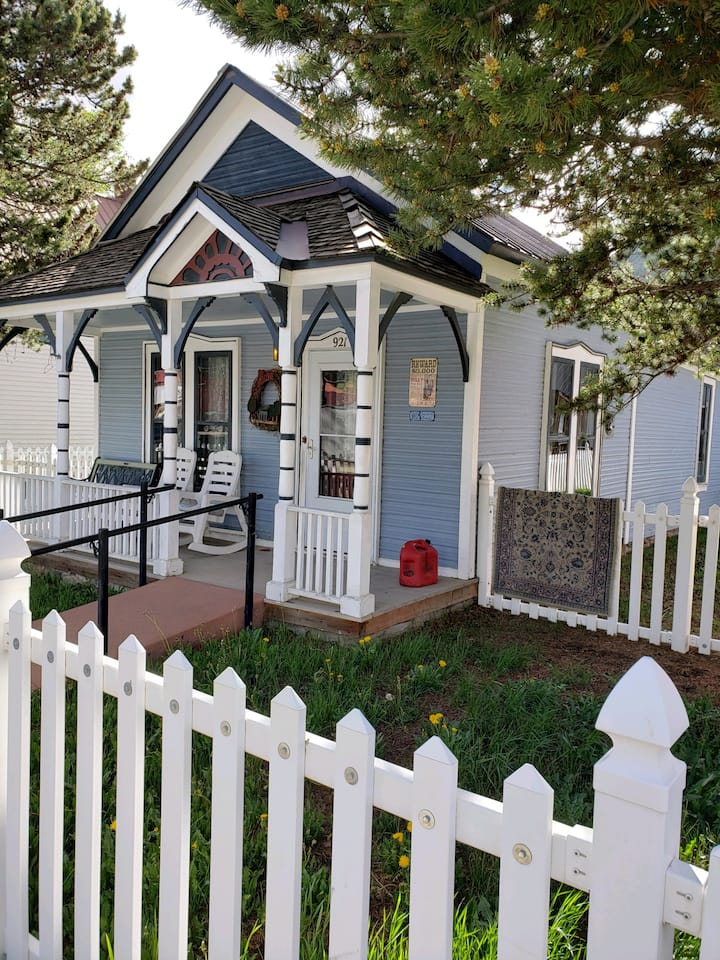 Silverton star house