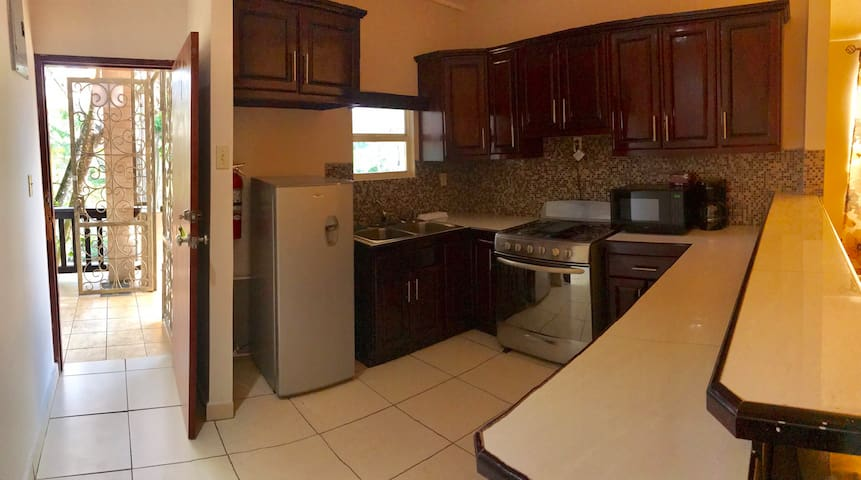 Cayo Comfort Stay:  Apartment #1