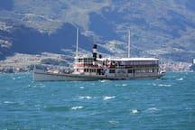 Navigation Lake Garda