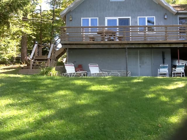 Chalet on Beebe Lake - Hubbardton - Chalet