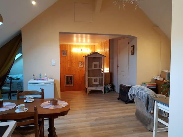 Appartement indépendant - Vosges Plainfaing