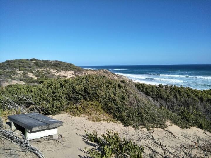 SALT coastal getaway