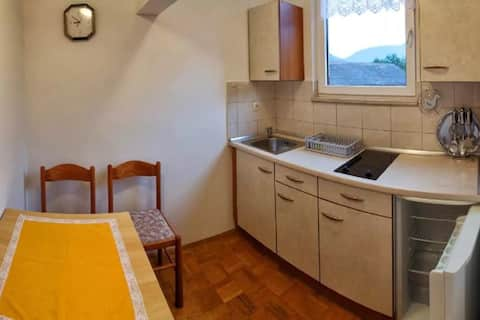 Apartment near beautiful river Kolpa (30m away).