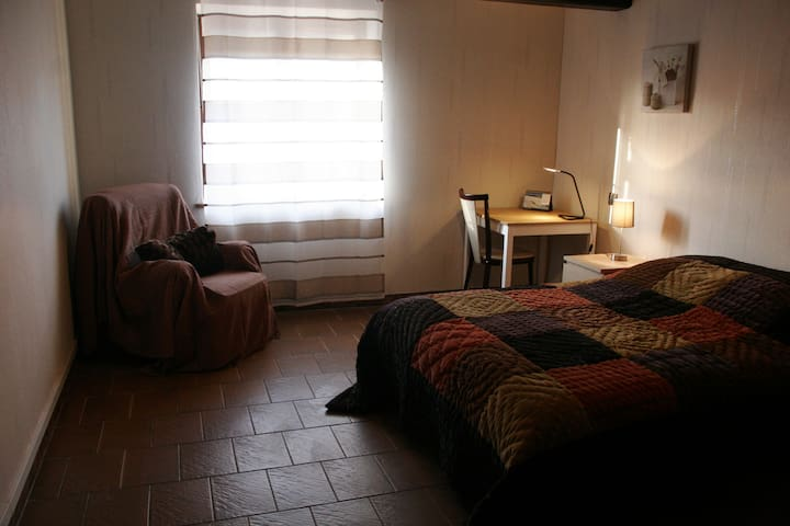 Chambre Mirabelle-Maison du Schaudi - Metzeresche - Dům