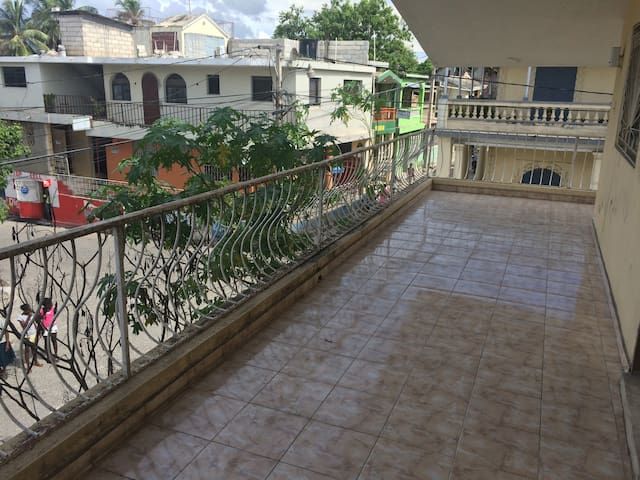 Beautiful Two Story House in Jacmel - Jacmel