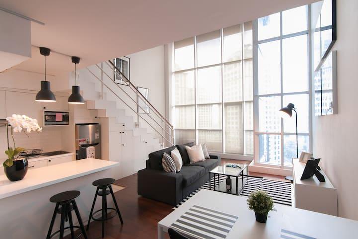 Best Location Sudirman Apartment w/ Pool
